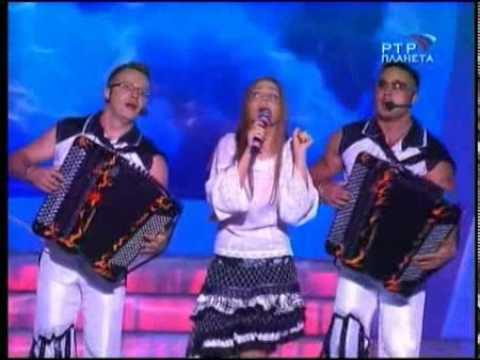 """""""Попурри"""" - Марина Девятова и гр. Баян Микс"""