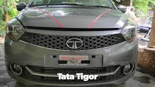 TATA TIGOR (DRL/TRUNCK LIGHT/DASHBOARD LIGHT)