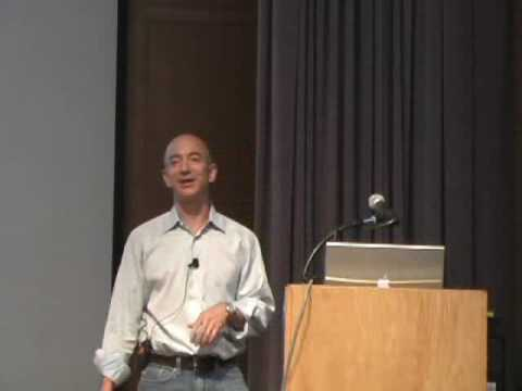 Jeff Bezos at Startup School 08