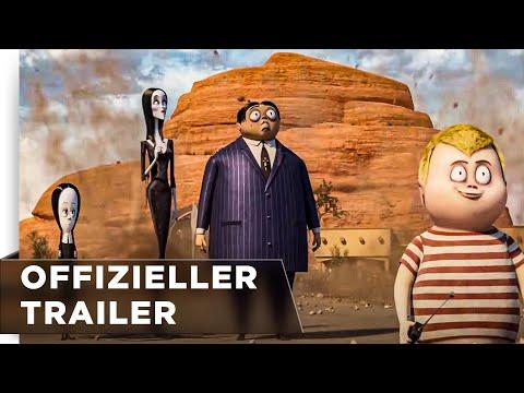 Die Addams Family 2 - Offizieller Trailer deutsch/german HD