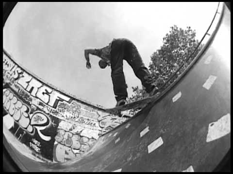 JEREMIE DACLIN MINI RAMP SEGMENT (FREEDOM FRIES)