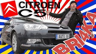 Bri4ka представя Citroen C5 | Bri4ka presents Citroen C5