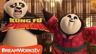 Panda Sneak Attack | NEW KUNG FU PANDA