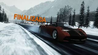 Need For Speed The Run: Pagani huayra VS Gumpert