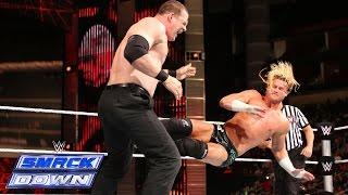 Corporate Kane vs. Dolph Ziggler: SmackDown, Oct. 31, 2014