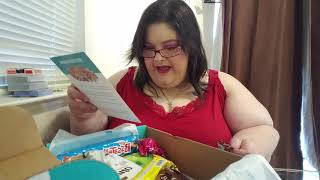 TryTreats Treat Box from Brazil Unboxing