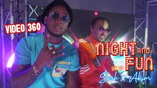 Download lagu Mr Saik - Akim Ft BK  - Night And Fun (Video Oficial) 360