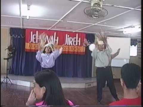 Tambourine Dance ( Recital Group 1 & 2)