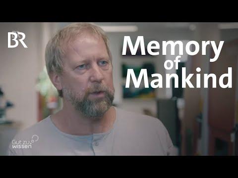 Memory of Mankind: die 1.000 wichtigsten Bücher als Keramik | Gut zu wissen  | BR