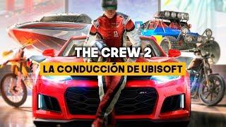 THE CREW 2: La CONDUCCIÓN de UBISOFT