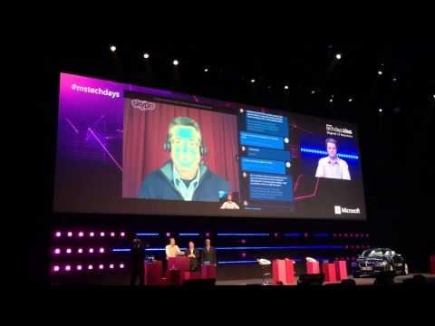 Microsoft TechDays 2015 - Skype Translate - FR / EN