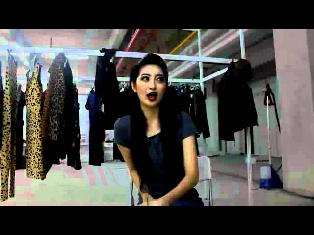 X Top Model Search Malaysia 2012 :  Exclusive interview  Aw Sim Hui - The Viewing Room by Yes