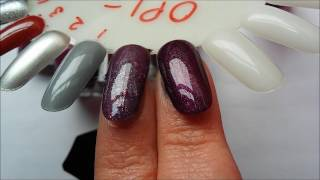 CLARE COMPARES #17 (Plummy Purples)