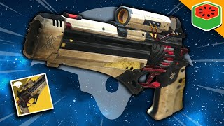 Destiny 2 finally added a REAL Hand Cannon in Shadowkeep