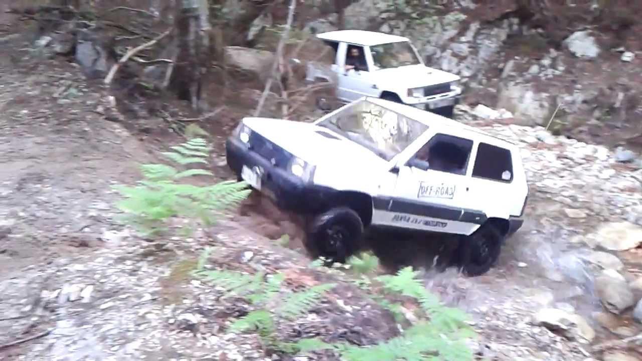 Off road panda 4x4 youtube for Panda 4x4 extreme