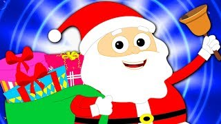 Jingle Bells Christmas Song | Christmas Carols | Xmas Rhyme By Bud Bud Buddies