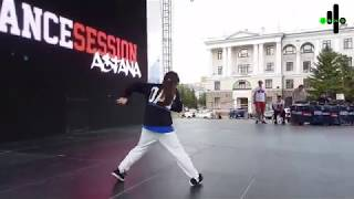 Hip Hop Kids 1x1 Zarina Iskakova VS Elaya Baishakova