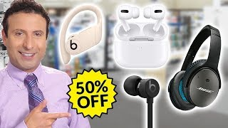 Best Black Friday 2019 HEADPHONE DEALS! (AirPods, Beats, Bose + More)