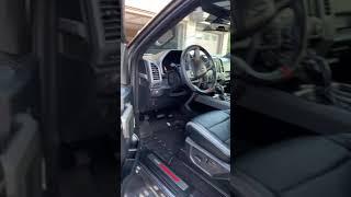 XTREME MOBILE CAR WASH & DETAILING CERAMIC COTED FORD RAPTOR