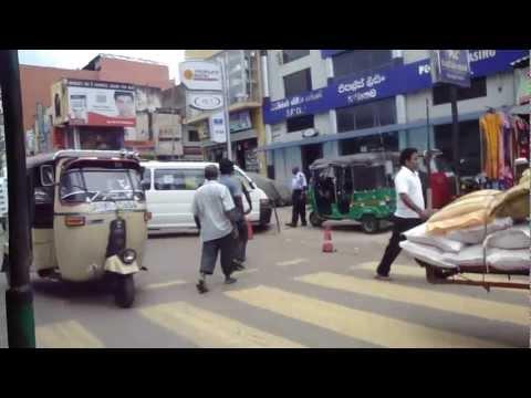 Street Scenes of Colombo, Sri Lanka
