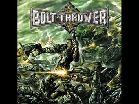Bolt Thrower - Suspect Hostile
