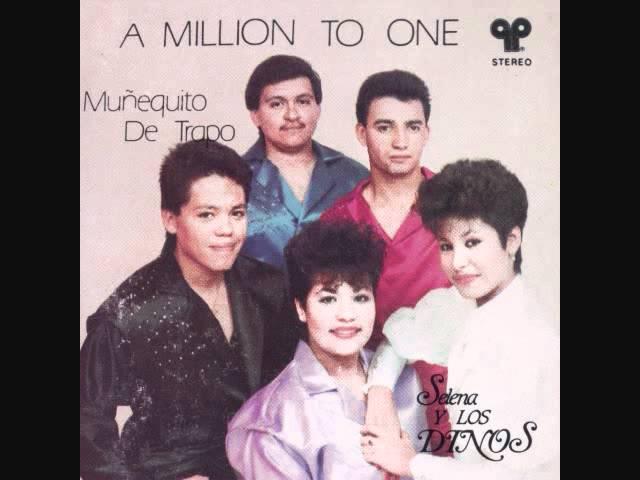 Selena y Los Dinos - Enamorada De Ti (1986)