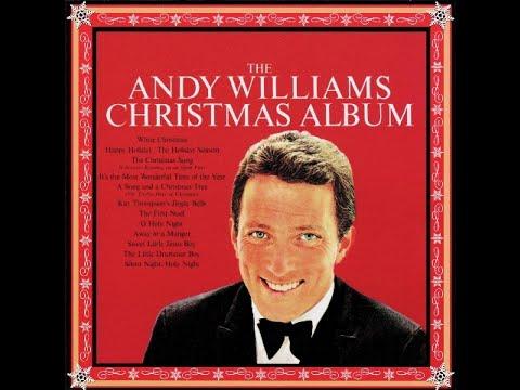 Christmas Album- Andy Williams