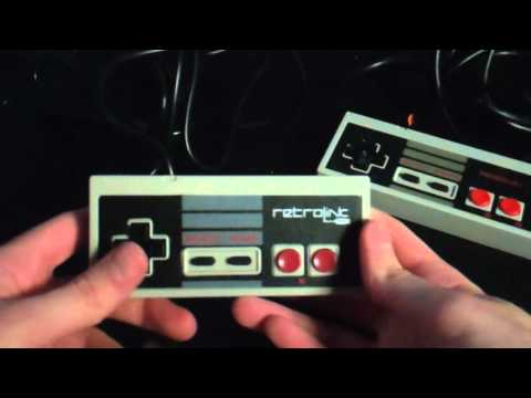 Retrolink NES USB Controller Review by Dagon123