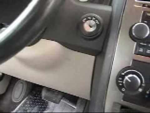 How to install amp into 2007 Chrysler 300, keep factory radio Video