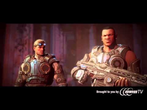 Product Tour: Gears of War: Judgment Xbox 360 Game Microsoft