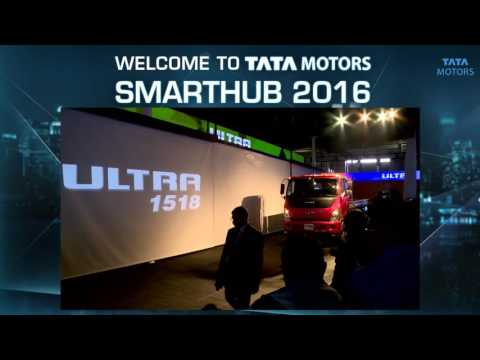 TataMotors  AutoExpo 2016 - Commercial Vehicles unveil (Livestream)