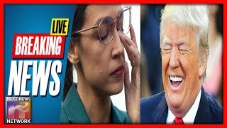 "BREAKING: Trump DEMOLISHES Ocasio-Cortez ""Green New Deal"" With The Most Genius Response"