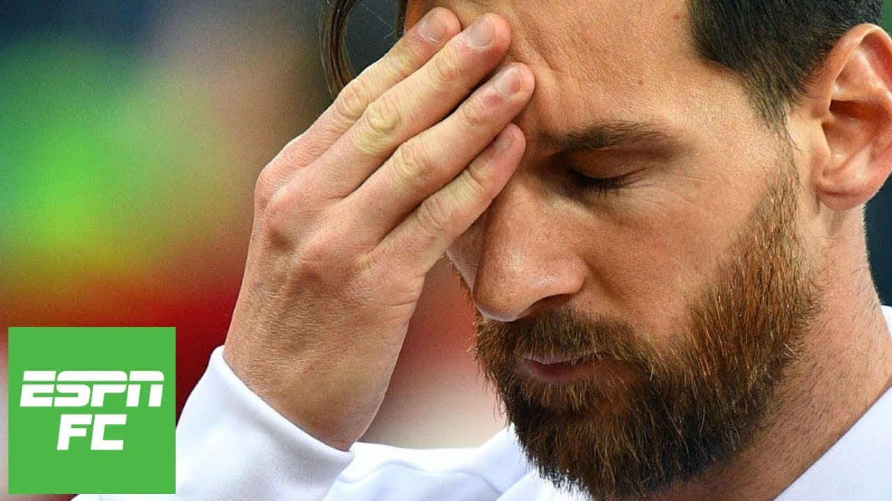 Lionel Messi looked like a 'broken man' in loss to Croatia | ESPN FC