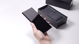 Galaxy Note20 Ultra 5G: Official Unboxing
