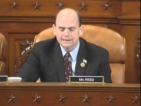 Rep.  Reed on employees seeing reduced hours, lower wages under Obamacare's 30-hour rule