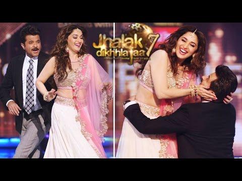 Jhalak Dikhhla Jaa 7 GRAND FINALE : Anil Kapoor & Madhuri Dixit CREATE MAGIC