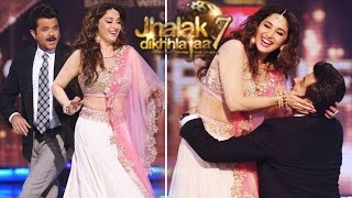 Jhalak Dikhhla Jaa 7 GRAND FINALE : Anil Kapoor & Madhuri Dixit CREATE MAGIC