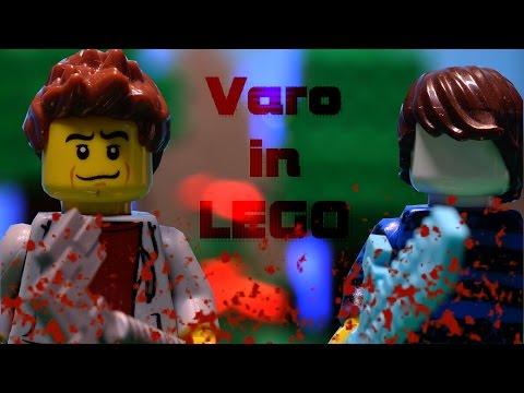 Minecraft Varo in Lego mit GLP und Paluten