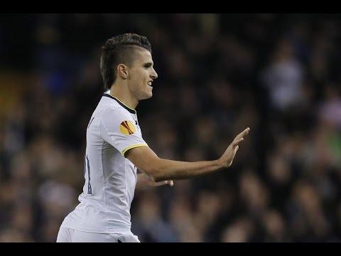 Eric Lamela  Labona goal (Tottenham Hotspurs vs Asteras Tripolis)