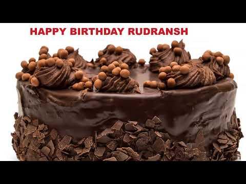 Rudransh - Cakes Pasteles_562 - Happy Birthday