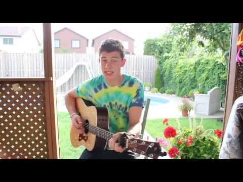 "Shawn Mendes - ""She Looks So Perfect"" (Cover)"