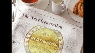 PlatinCoin Узнай Первым  Основатели Криптосистемы PLC GROUP AG Отзывы Планы Платинкоин