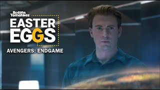 Avengers: Endgame Easter Eggs + Fun Facts | Rotten Tomatoes