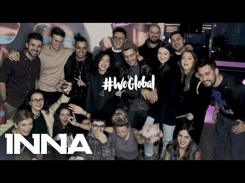 INNA | On The Road #249 - Otopeni International Airport