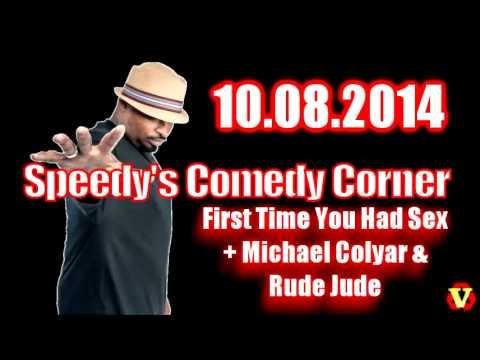 Speedy's Comedy Corner 10.08.2014