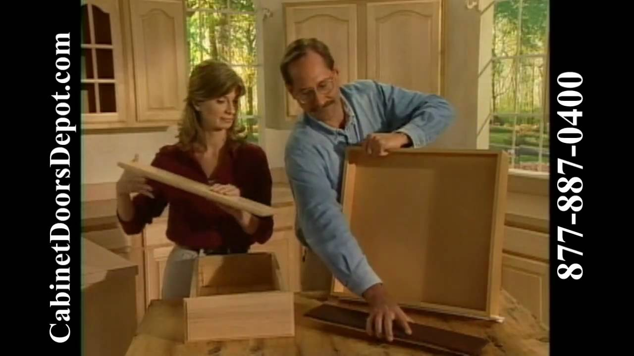 How To Reface Your Kitchen Cabinets Youtube