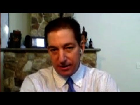 Glenn Greenwald: U.S. Spying on Allies Shows