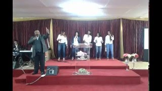 kembo kuna na zulu / Bishop David Ntumba / Bethel Mission Baptist Church London