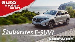 Mercedes-Benz EQC (2019): Wie gut ist der Stern unter Strom? –Review/Fahrbericht |auto motor & sport