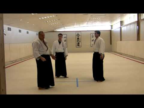 Aikido Randori- Multiple Attack 2 Image 1